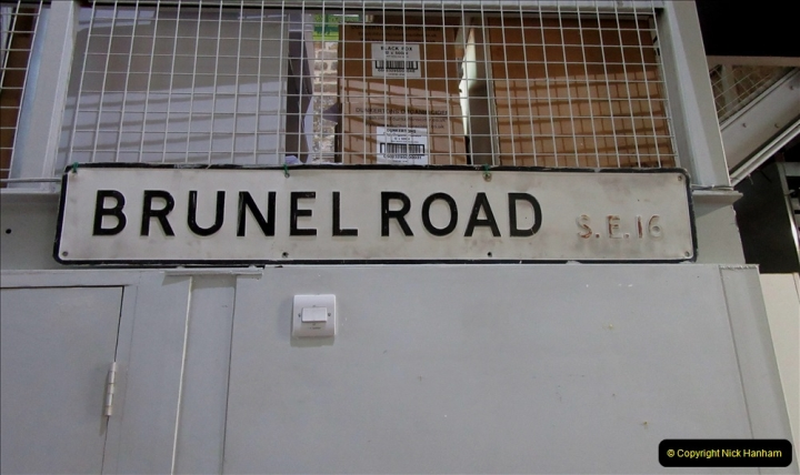 2019-05-13 Touring Central London. (127) Various sites of Brunells London. 127