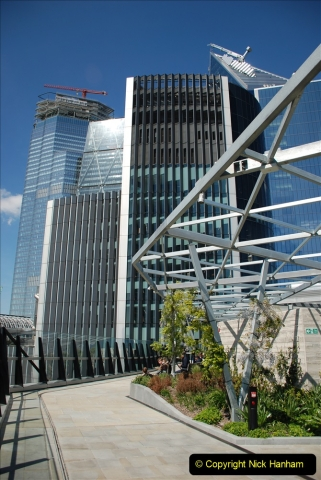 2019-05-13 Touring Central London. (149) The Garden at 120 Fenchurch Street on Floor 15. 149