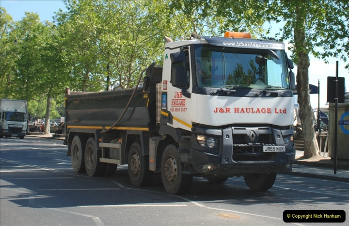 2019-05-13 Touring Central London. (2) 002