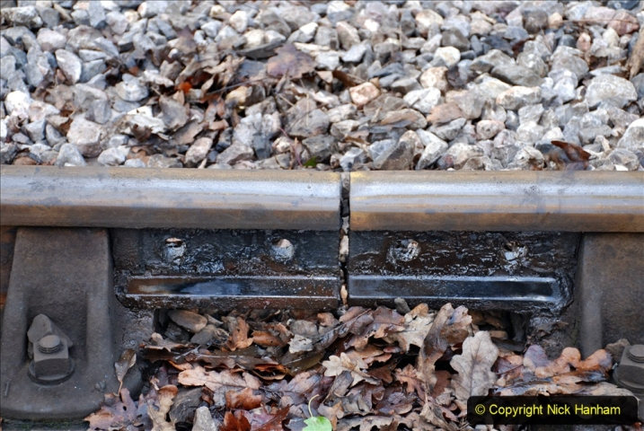 2020-01-06 Track renewal Cowpat Crossing to just beyond Dickers Crossing. (57) 057