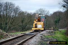 2020-01-06 Track renewal Cowpat Crossing to just beyond Dickers Crossing. (2) 002