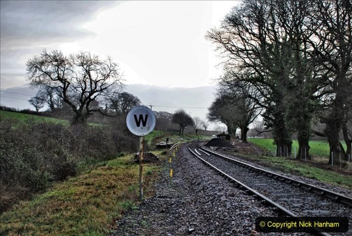 2020-01-07 Track renewal Cowpat Crossing to Just beyond Dickers Crossing. (1) 001
