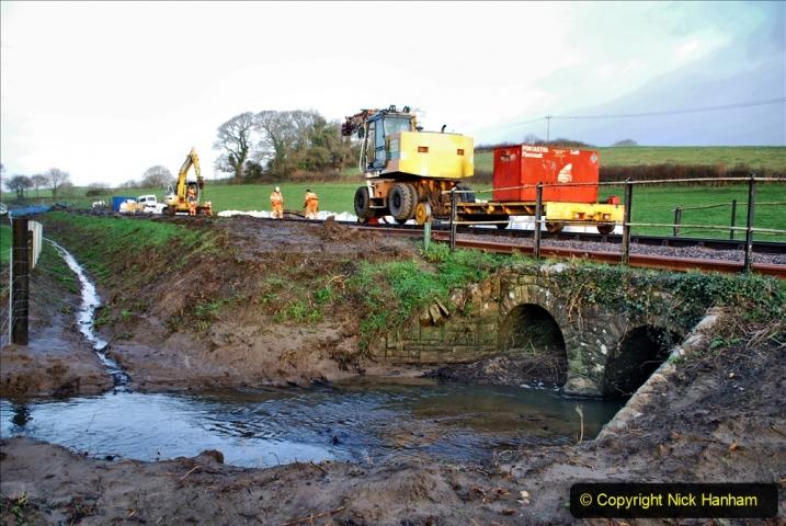 2020-01-07 Track renewal Cowpat Crossing to Just beyond Dickers Crossing. (11) 011