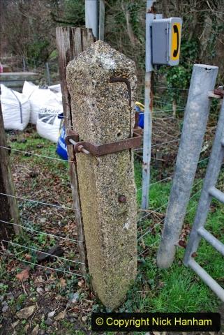 2020-01-07 Track renewal Cowpat Crossing to Just beyond Dickers Crossing. (155) 155