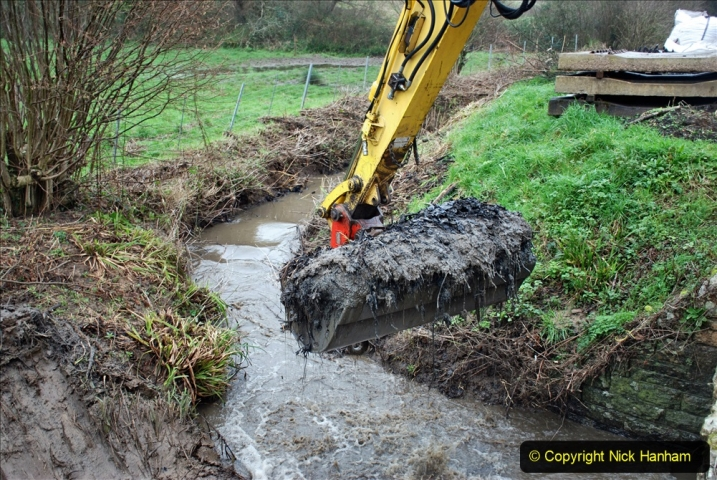 2020-01-07 Track renewal Cowpat Crossing to Just beyond Dickers Crossing. (165) 165