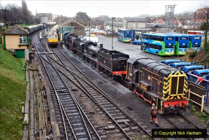 2020-01-07 Track renewal Cowpat Crossing to Just beyond Dickers Crossing. (174) 174