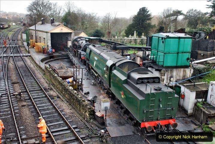2020-01-07 Track renewal Cowpat Crossing to Just beyond Dickers Crossing. (175) 175