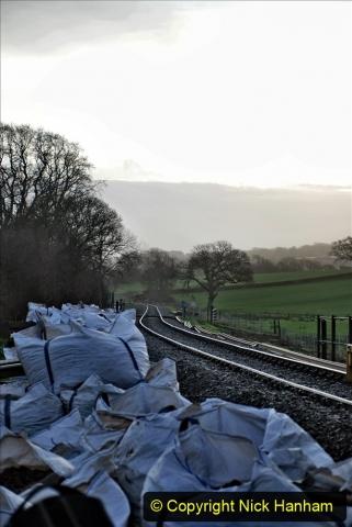 2020-01-07 Track renewal Cowpat Crossing to Just beyond Dickers Crossing. (2) 002