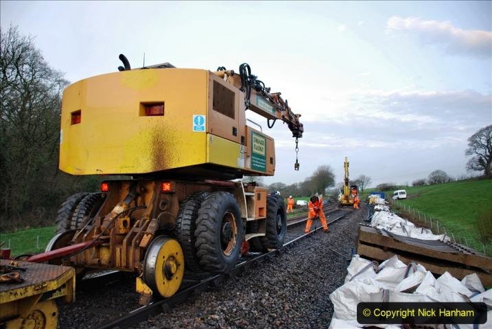 2020-01-07 Track renewal Cowpat Crossing to Just beyond Dickers Crossing. (7) 007