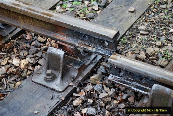 2020-01-07 Track renewal Cowpat Crossing to Just beyond Dickers Crossing. (75) 075