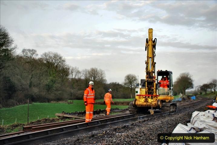 2020-01-07 Track renewal Cowpat Crossing to Just beyond Dickers Crossing. (9) 009