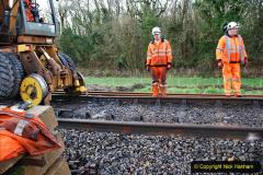 2020-01-07 Track renewal Cowpat Crossing to Just beyond Dickers Crossing. (10) 010