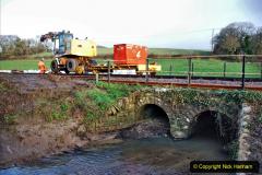 2020-01-07 Track renewal Cowpat Crossing to Just beyond Dickers Crossing. (12) 012