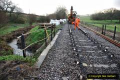 2020-01-07 Track renewal Cowpat Crossing to Just beyond Dickers Crossing. (14) 014