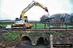 2020-01-07 Track renewal Cowpat Crossing to Just beyond Dickers Crossing. (17) 017