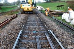 2020-01-07 Track renewal Cowpat Crossing to Just beyond Dickers Crossing. (25) 025