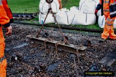 2020-01-07 Track renewal Cowpat Crossing to Just beyond Dickers Crossing. (37) 037