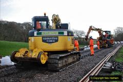 2020-01-07 Track renewal Cowpat Crossing to Just beyond Dickers Crossing. (4) 004
