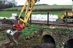 2020-01-07 Track renewal Cowpat Crossing to Just beyond Dickers Crossing. (48) 048