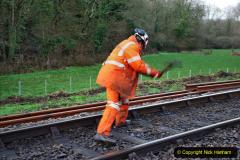 2020-01-07 Track renewal Cowpat Crossing to Just beyond Dickers Crossing. (8) 008