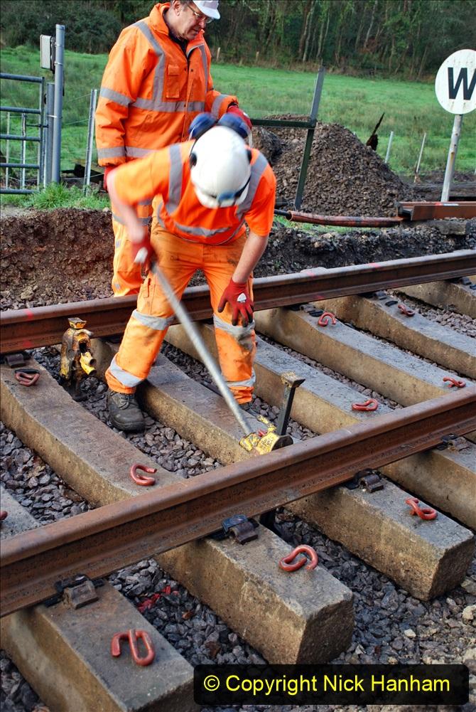 2020-01-08 Track renewal Cowpat Crossing to just beyond Dickers Crossing. (10) 010