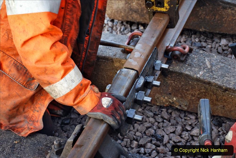 2020-01-08 Track renewal Cowpat Crossing to just beyond Dickers Crossing. (22) 022
