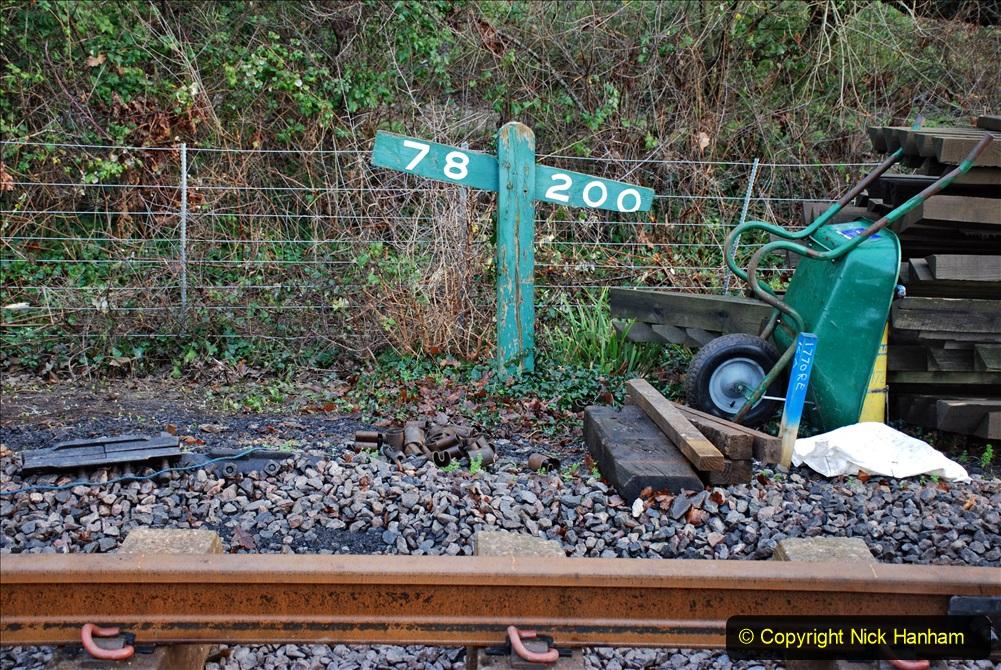 2020-01-08 Track renewal Cowpat Crossing to just beyond Dickers Crossing. (5) 005