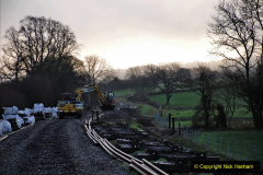 TRACK RENEWAL ON THE SR 08 JANUARY 2020