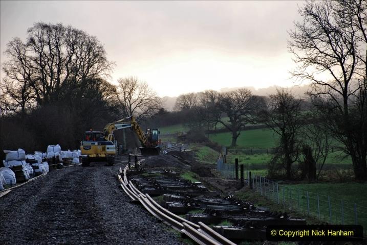 2020-01-08 Track renewal Cowpat Crossing to just beyond Dickers Crossing. (1) 001