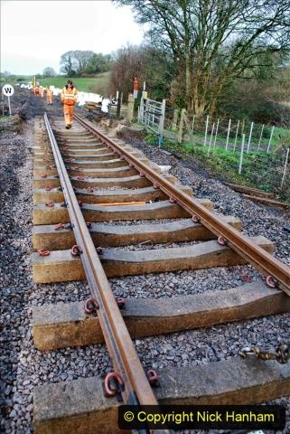2020-01-08 Track renewal Cowpat Crossing to just beyond Dickers Crossing. (2) 002