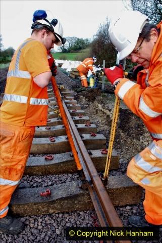 2020-01-08 Track renewal Cowpat Crossing to just beyond Dickers Crossing. (24) 024