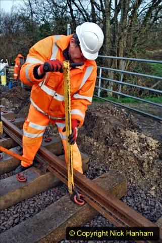 2020-01-08 Track renewal Cowpat Crossing to just beyond Dickers Crossing. (26) 026