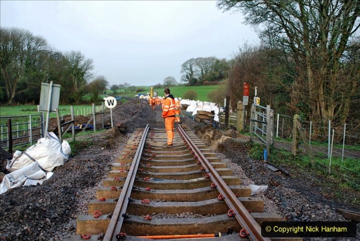2020-01-08 Track renewal Cowpat Crossing to just beyond Dickers Crossing. (3) 003