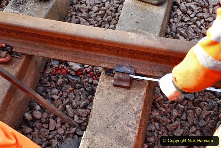 2020-01-08 Track renewal Cowpat Crossing to just beyond Dickers Crossing. (36) 036