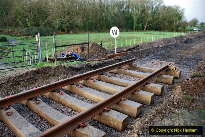 2020-01-08 Track renewal Cowpat Crossing to just beyond Dickers Crossing. (6) 006