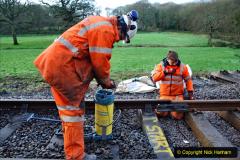 2020-01-08 Track renewal Cowpat Crossing to just beyond Dickers Crossing. (11) 011