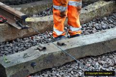 2020-01-08 Track renewal Cowpat Crossing to just beyond Dickers Crossing. (147) 147