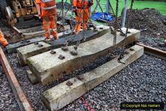 2020-01-08 Track renewal Cowpat Crossing to just beyond Dickers Crossing. (163) 163