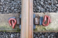 2020-01-08 Track renewal Cowpat Crossing to just beyond Dickers Crossing. (193) 193