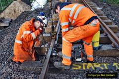 2020-01-08 Track renewal Cowpat Crossing to just beyond Dickers Crossing. (21) 021
