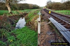 2020-01-08 Track renewal Cowpat Crossing to just beyond Dickers Crossing. (30) 030