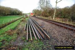 2020-01-08 Track renewal Cowpat Crossing to just beyond Dickers Crossing. (32) 032