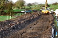 2020-01-08 Track renewal Cowpat Crossing to just beyond Dickers Crossing. (34) 034