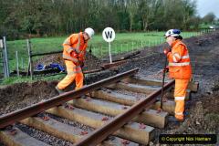 2020-01-08 Track renewal Cowpat Crossing to just beyond Dickers Crossing. (9) 009