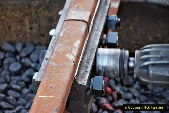 2020-01-09 Track renewal Cowpat Crossing to just beyond Dickers crossing. (19) 019