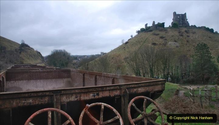2020-01-24 Track renewall Cowpat Crossing to just past Dickers Crossing. (116) Ballast work. 116