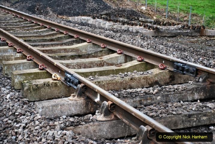 2020-01-24 Track renewall Cowpat Crossing to just past Dickers Crossing. (3) Ballast work. 003