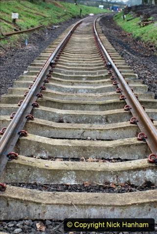 2020-01-24 Track renewall Cowpat Crossing to just past Dickers Crossing. (5) Ballast work. 005