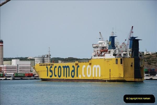 2008-05-03 Mahon, Menorca. (63)064