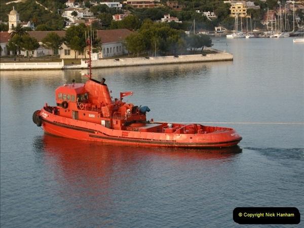 2008-05-03 Mahon, Menorca. (70)071